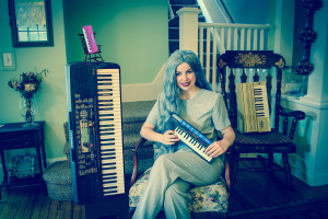 The Piano Lady